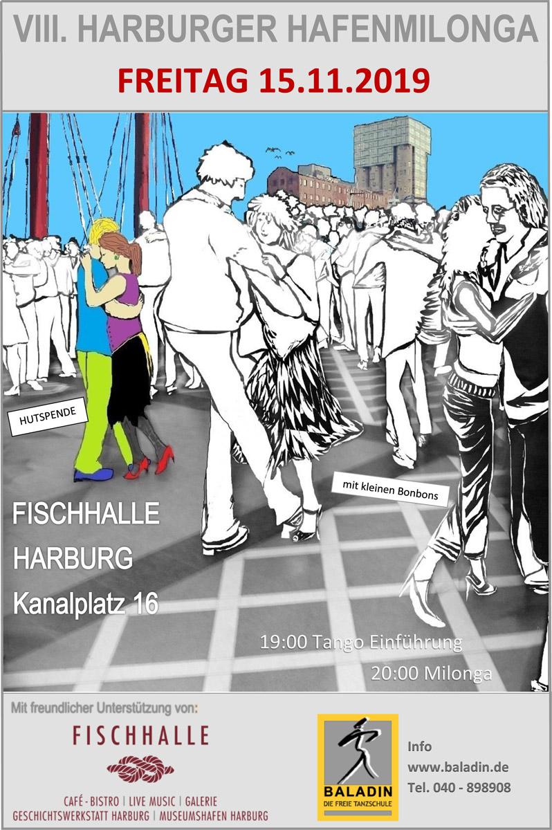 Veranstaltungen - Fischhalle Harburg